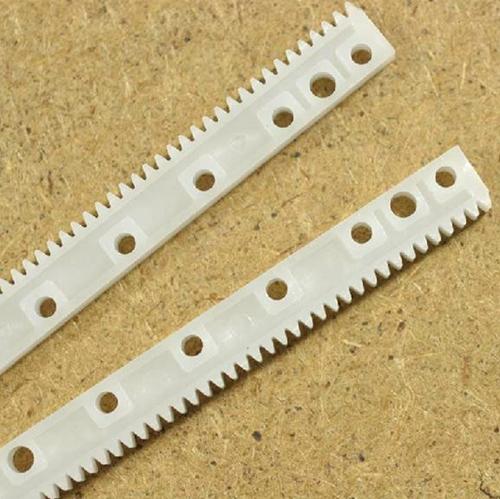 Nylon ,PA6,PA66, MC Nylon plastic molded gear rack