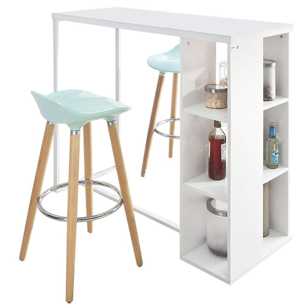 Kitchen Breakfast Bar Table Dining Table Coffee Table Mit 9 tier ...