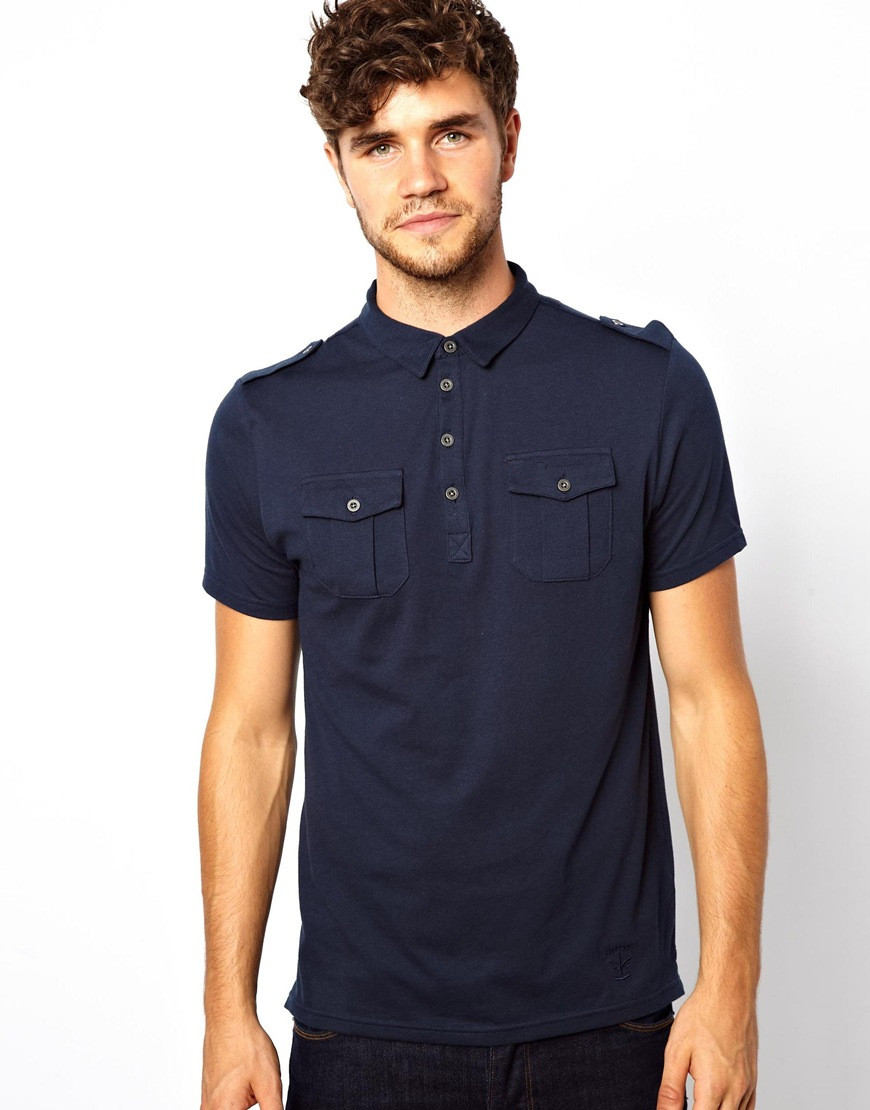 Men Polo Shirts With Two Botton Pockets - Buy Polo Shirts With Pockets,Two Pocket Polo Shirt,Polo Shirt With Botton Pockets Product on Alibaba.com