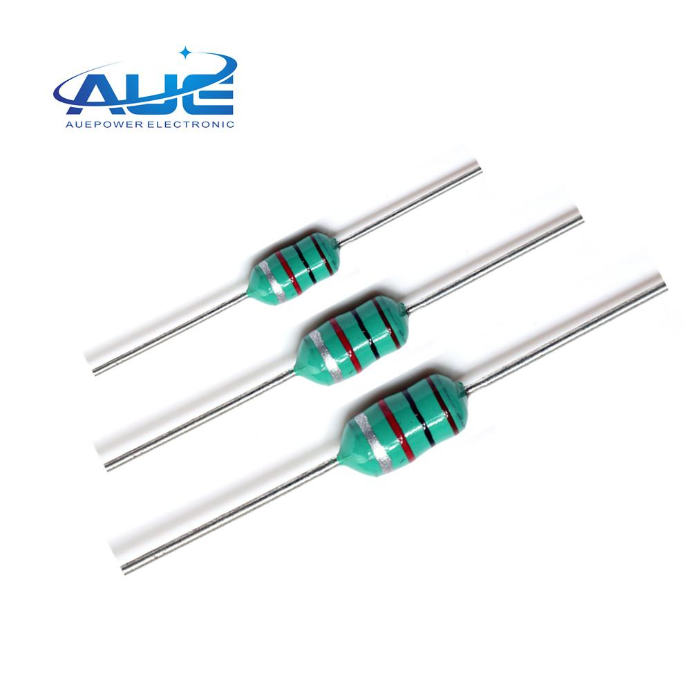 10 X Bobina Bobina Inductor Axial RF 1uH a 1mH