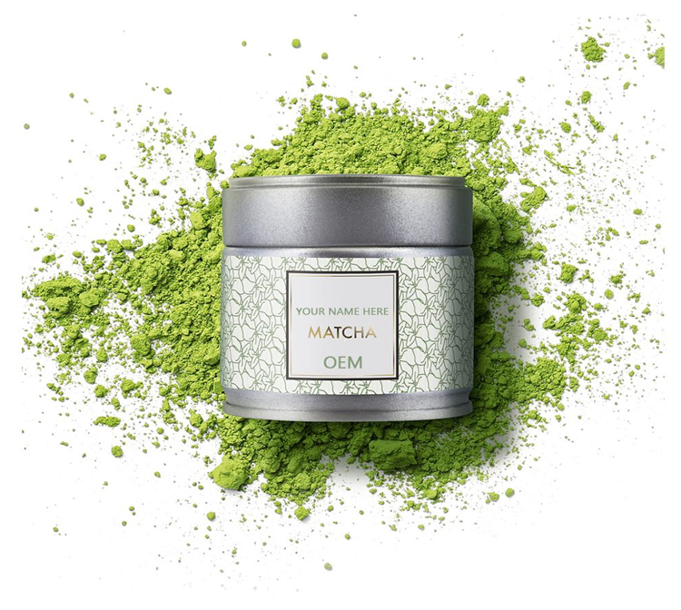 SINCERE Supply Factory price Organic USDA Certificate Pure Matcha Powder - 4uTea | 4uTea.com