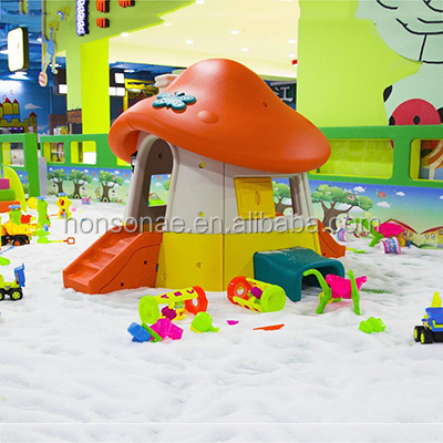 Children cute mushroom play house children outdoor plastic slides toys for sale Children cute mushroom play house children outdoor plastic slides toys for sale