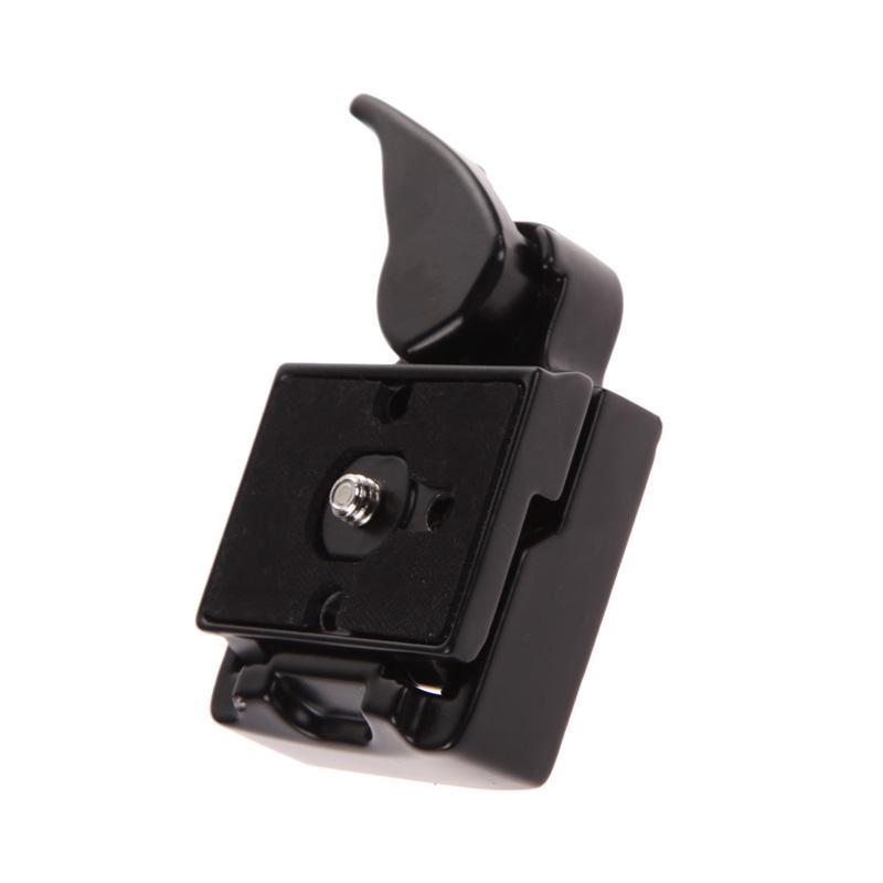 Универсальный Quick Release Plate SLR DSLR Объектив Камеры Штатив Зажим Пластины Адаптер Штатива Моноподы Для Винта Крепления Штатива NI5L