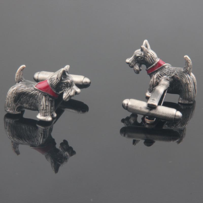 Fashion Accessories engraved cufflinks
