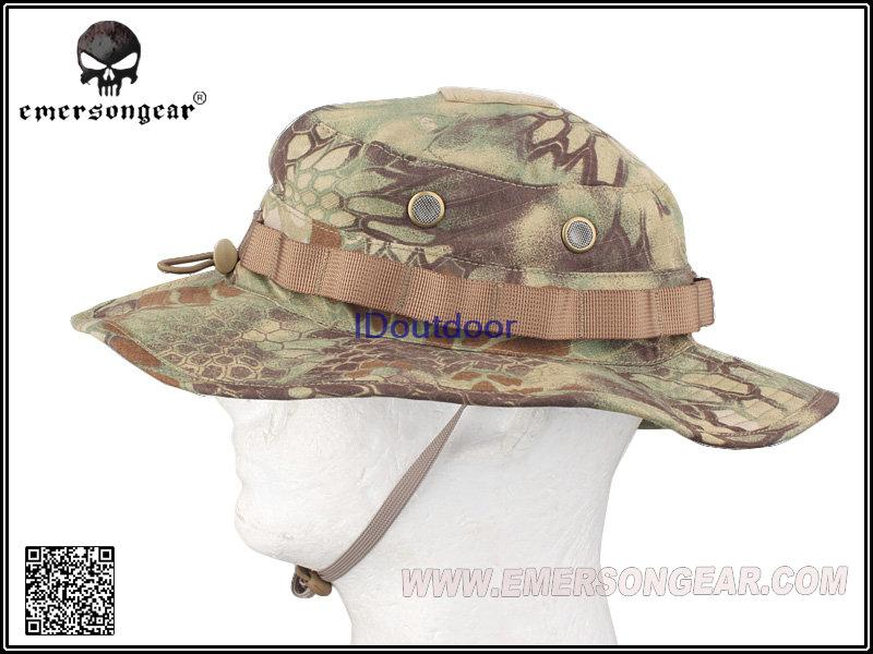 Wholesale EMERSON Boonie Hat Military Tactical Army Hat Anti Scrape ... 4c34702e5afa
