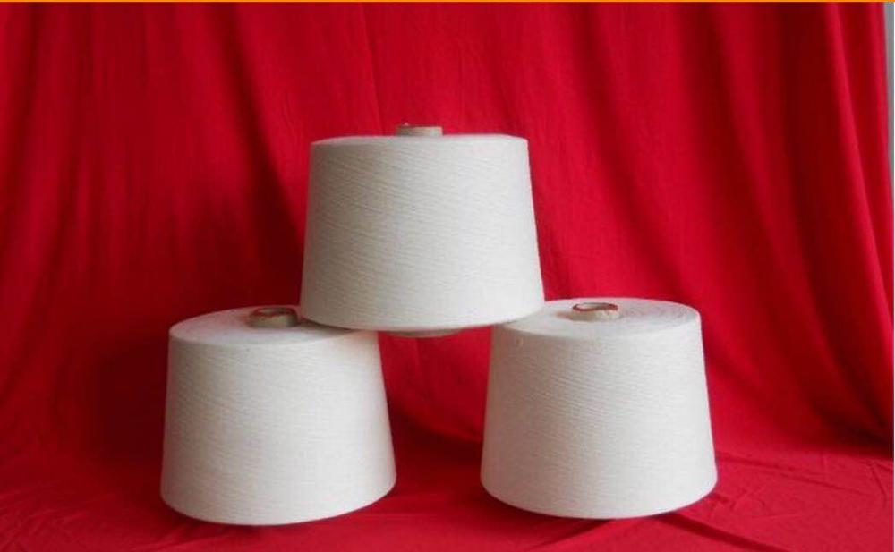 New fashion yarn 32s combed cotton yarn for weaving