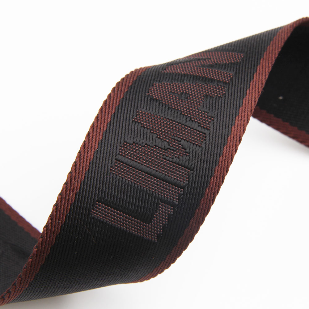Custom Bag Use 38mm Nylon Polyester Jacquard Webbing Buy