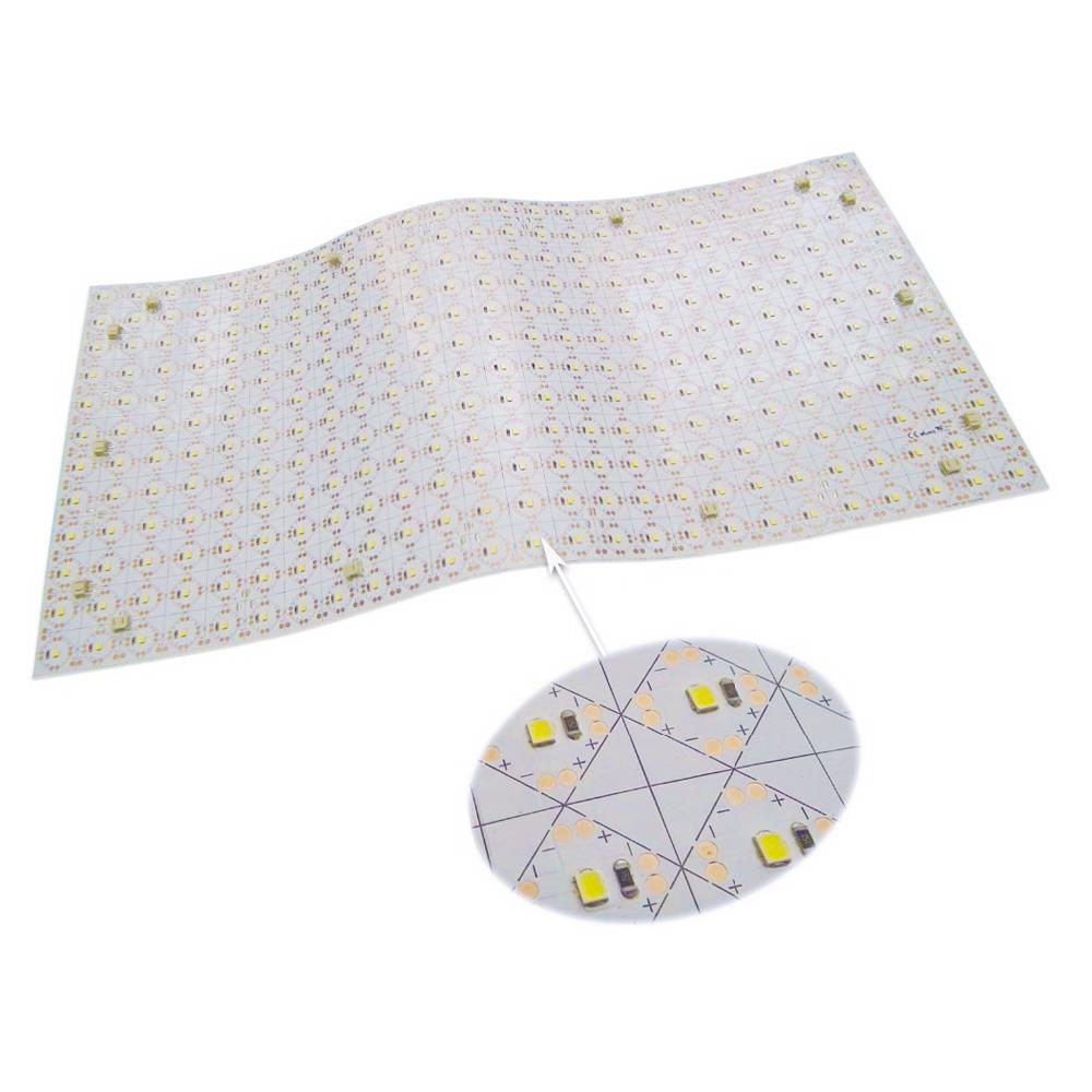 can cut and splice box Lamp lighting flexible led backlight sheet