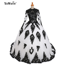 f3bc2703e1 Buy wedding dress black gold and get free shipping on AliExpress.com