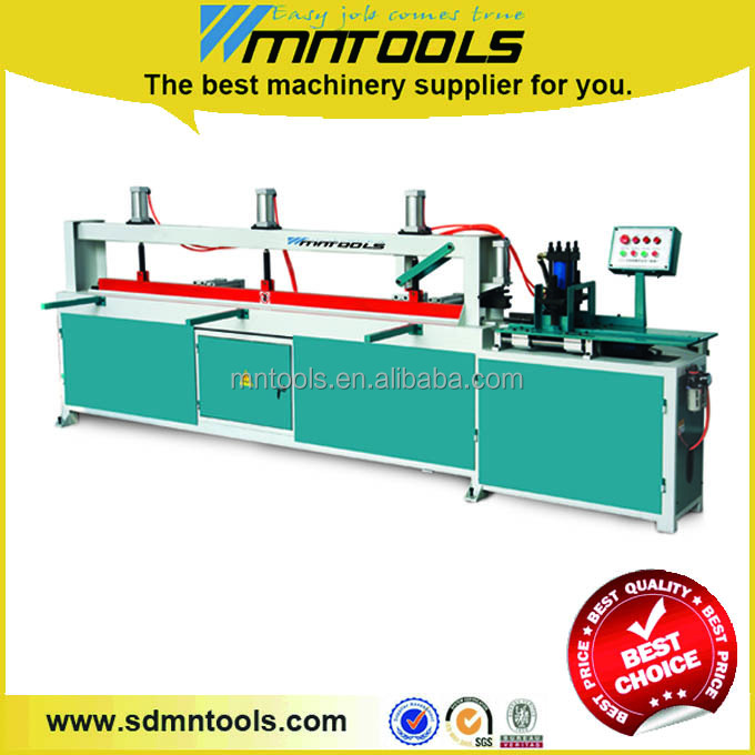 Fixed length finger joint press