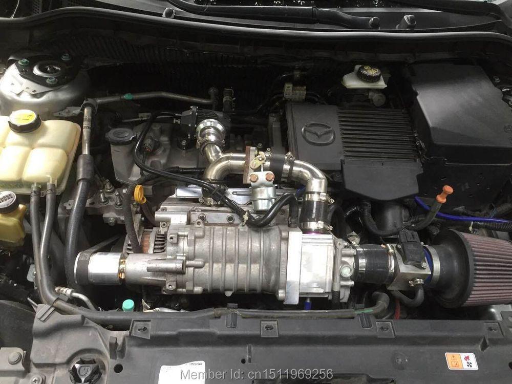 Eaton ETN TVS R410 auto car motorcycle Compressor