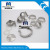 2 Inch 4 Inch Stainless Steel Sanitary Pipe Tube Parts Tri Clamp Fitting