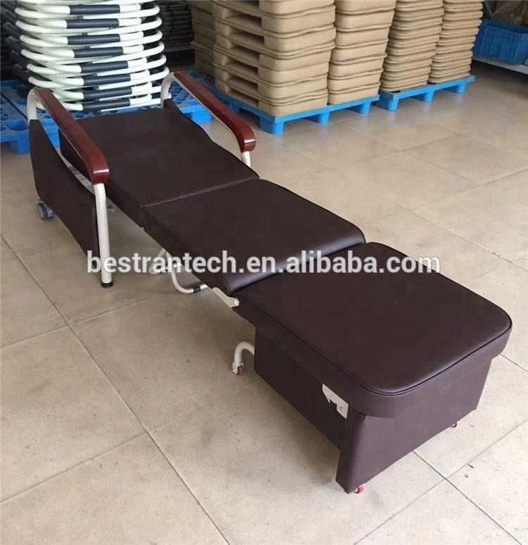 BT-CN014 Больничная мебель, роскошные медицинские сопутствующие стулья для пациентов, медицинские стулья для офиса