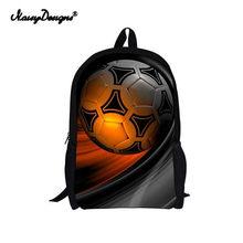Заказной рюкзак Childdrens Прохладный 3D бейсбол печати школьные сумки для подростков мальчиков Soccers Mochilas баскетбольные мячи Рюкзак 16(Китай)