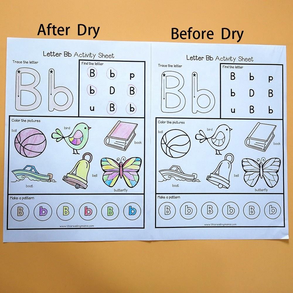 Custom Color Magazine Service Brochure Printing Offset Printing Book school books student homework exercise book print