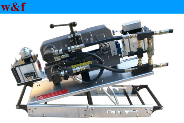 Fiber Optic Cable Blowing Machine For Highway Duct Systerm