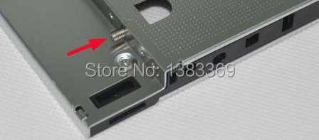 Wholesale- 2nd SATA to SATA Hard Disk Drive HDD SSD Caddy Adapter for  Lenovo Edge 14 E40 Edge 15 E50 laptop replace Optical Drive DVD ODD