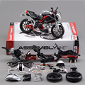 BENELLI TNT Motorcycle Model Building Kits 1 12 Assembly Model Motorcycle Toys motorcycle Kids Motorcycle Toys