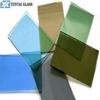 Todo tipo de colores de flotador de vidrio laminado