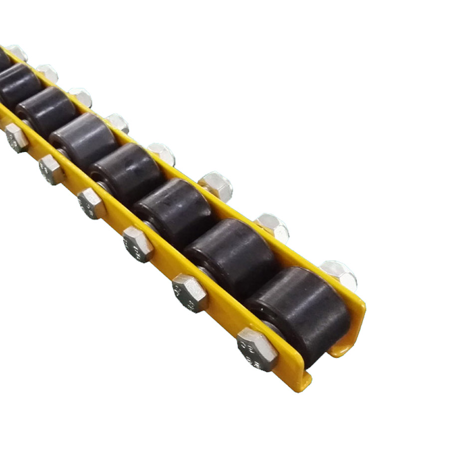 роликовый конвейер маленький
