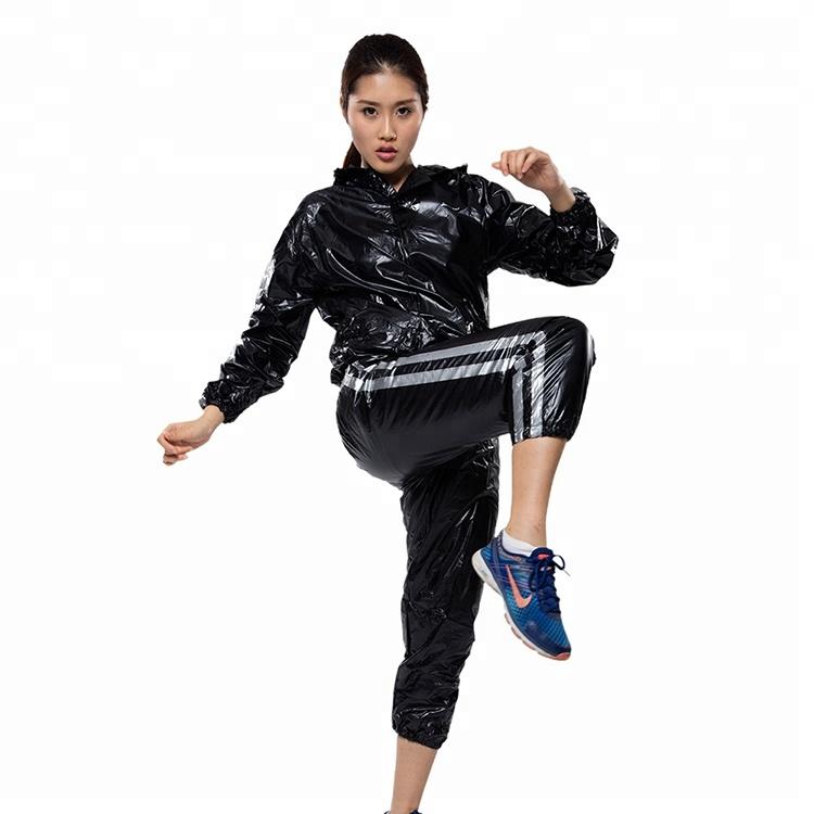 Костюм-сауна из ПВХ для фитнеса и похудения