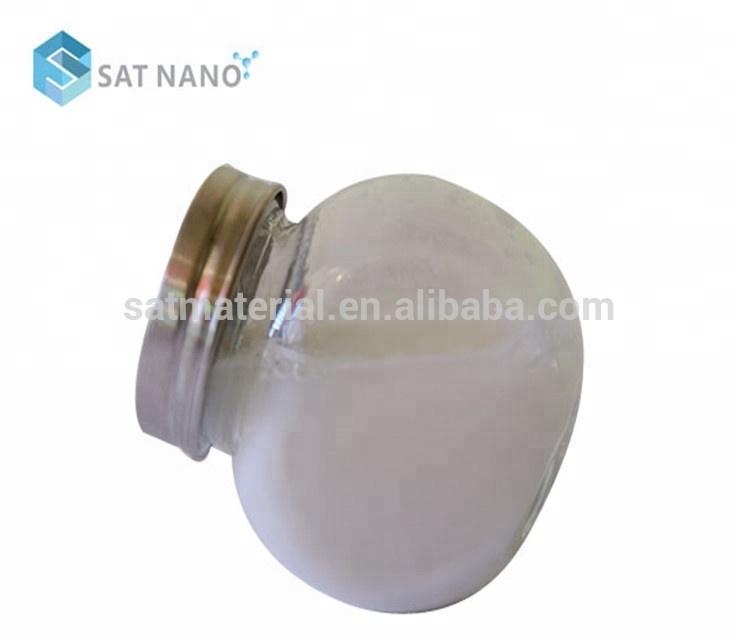 Supply water liquid dispersion Silicon Dioxide liquid nano silica