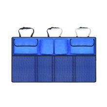Органайзер для багажника автомобиля, регулируемая сумка для хранения задних сидений, многофункциональные органайзеры для задних сидений а...(Китай)