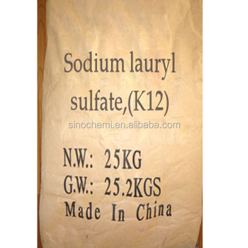 Needle Cosmetic and Detergent grade SLS High purity sodium lauryl ether sulphate n70, ethoxylated fatty alcohols C10-C18