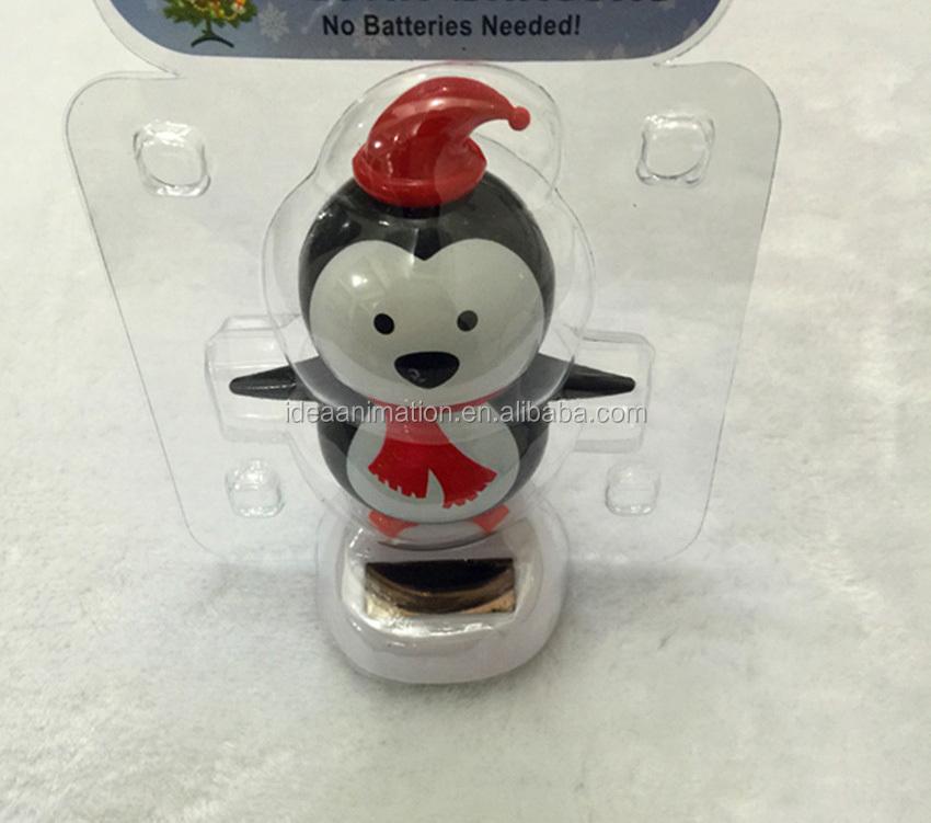 Изготовленная на заказ танцевальная игрушка на солнечной батарее, игрушки для приборной панели на солнечной батарее