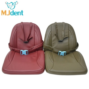 Imported Soft leather Luxury Children seat cushion for dental chair unit