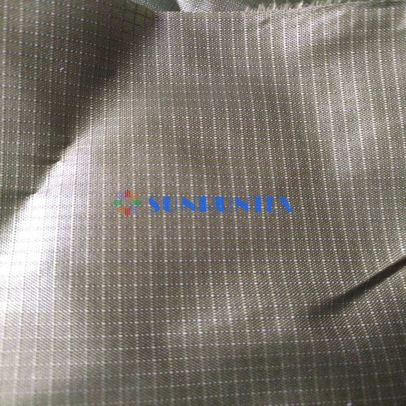 2 time pu coating waterpoof 5000mm ripstop tent fabric