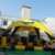Hot sale Round Inflatable Water Walking Ball Pool inflatable pool with inflatable tent