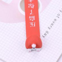 Милые ПВХ-маркеры для книги, милые корейские канцтовары в подарок, для собак, кошек, хомяков, Лисичек(Китай)