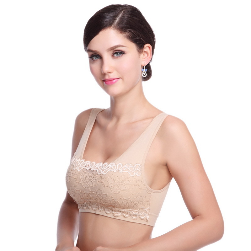 Home Life Brand 1PC Lady Padded Without Underwire Sport ... - photo#36