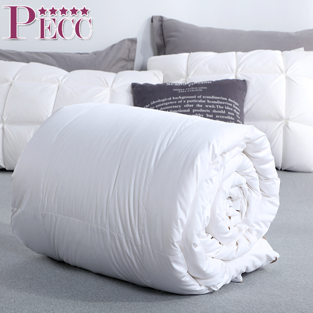 Perfect Natural Feather Duvet 15 Tog Quilted Bed Quilt