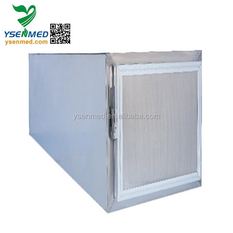YSSTG0101, горячая Распродажа, медицинская больница, корпус из нержавеющей стали, шкаф для морга, морозильник, холодильник
