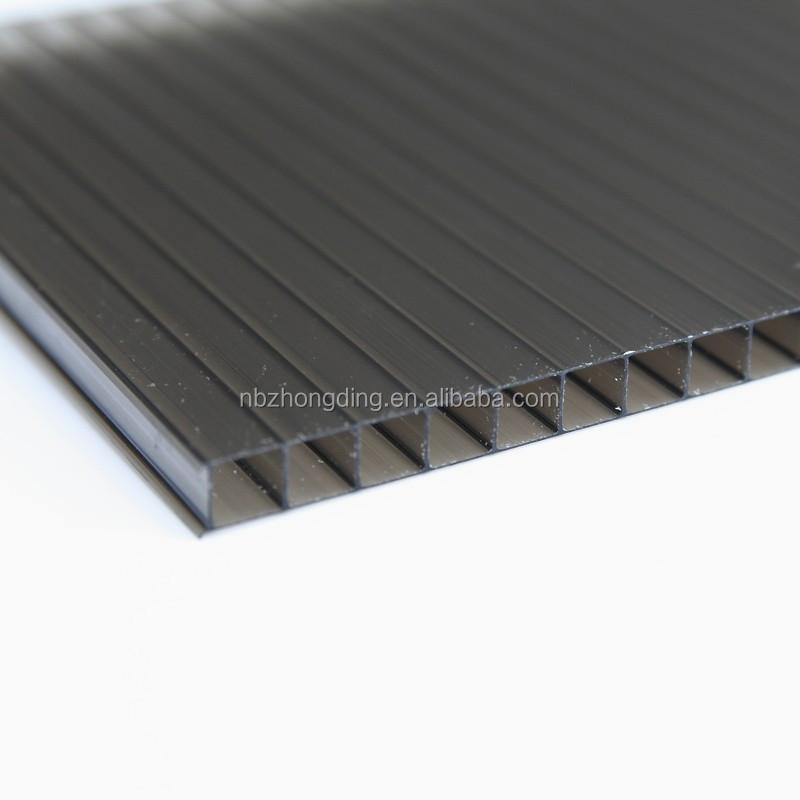 100% virgin Sabic material 2mm transparent polycarbonate sheet