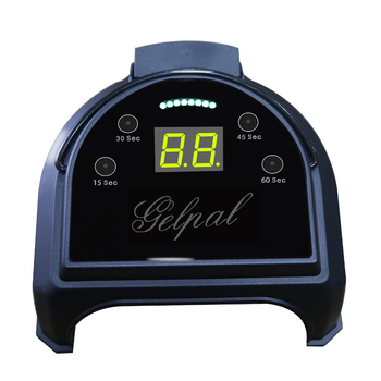 Free shipping Gelpal Professional 15s Quick-drying 60W UV LED Nail Lamp UV Nail Dryer