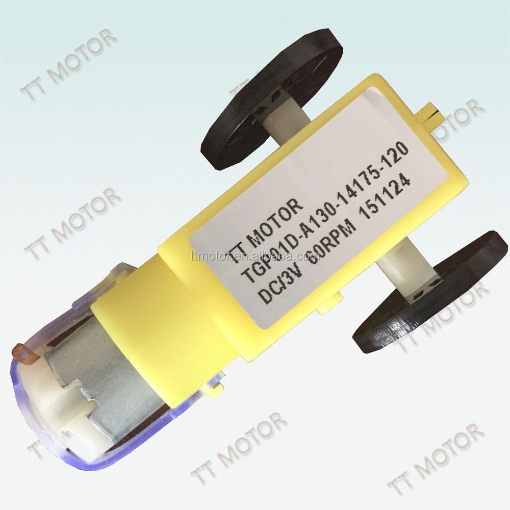 Используется в игрушки или TGP02S-A130 и пластиковых мотор-редуктор робот