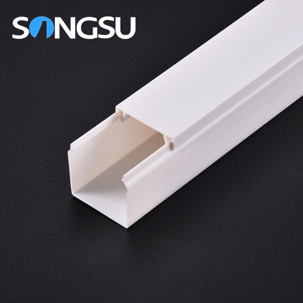 Factory Price Fire Resistant 20 20 8 Inch Square Pvc Pipe