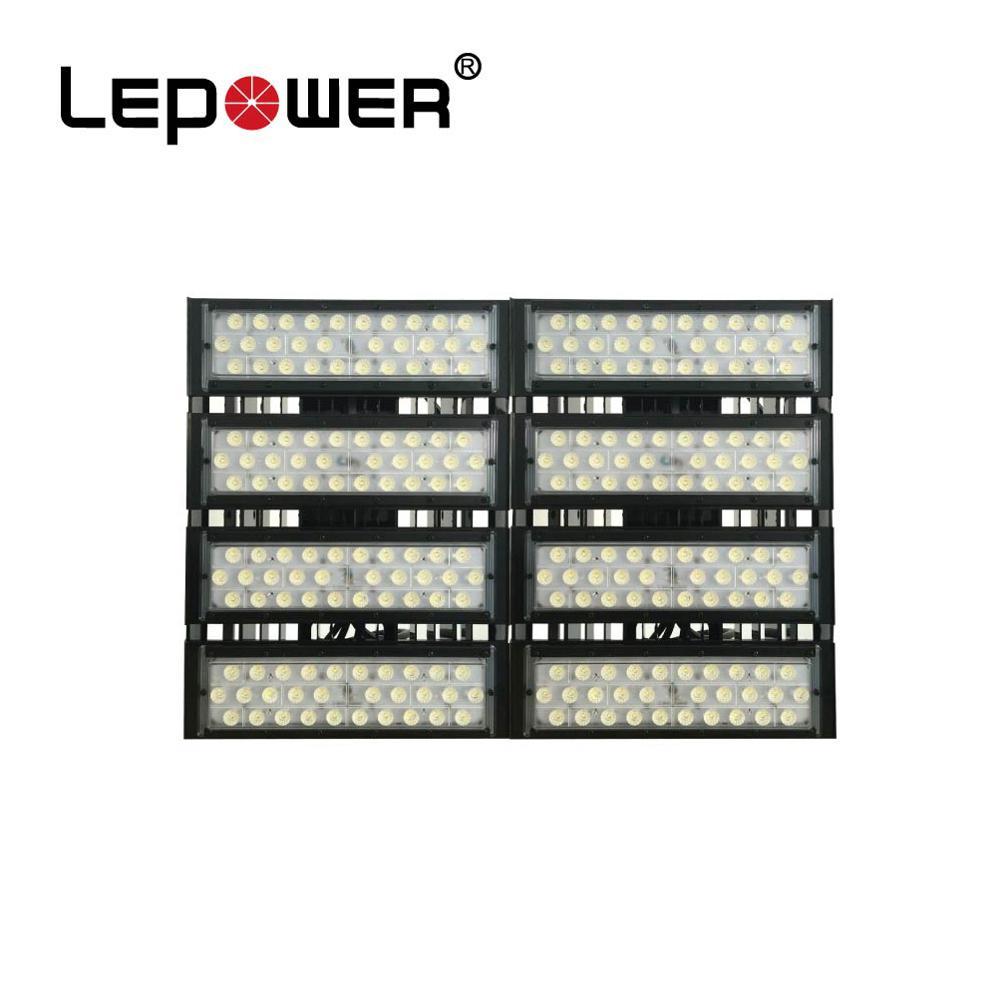 160lm/w TUV UL led flood light 1000w 1200w Football Stadium 1000 watt led flood light module 25/40/60/90 DEG UL lighting