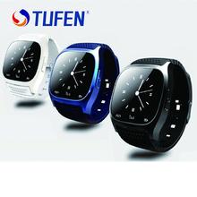 Waterproof Inteligent M26 Bluetooth V4 0 V4 2 Sync font b Smart b font Watch Wearable