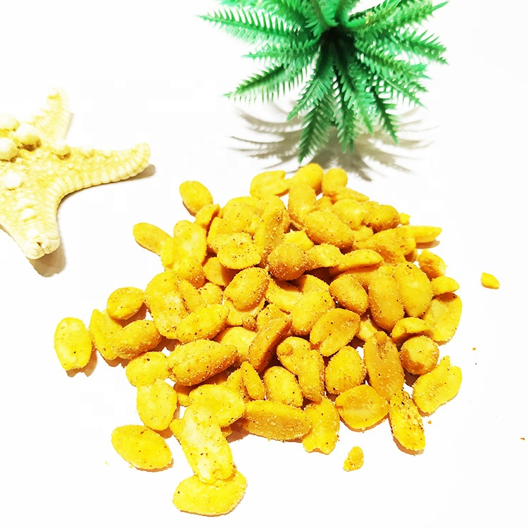New Product Free Sample Mexican Spicy Peanuts Special Processed