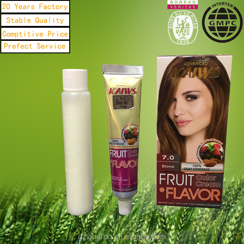 ammonia free hair colorant for home use instant hair color cream