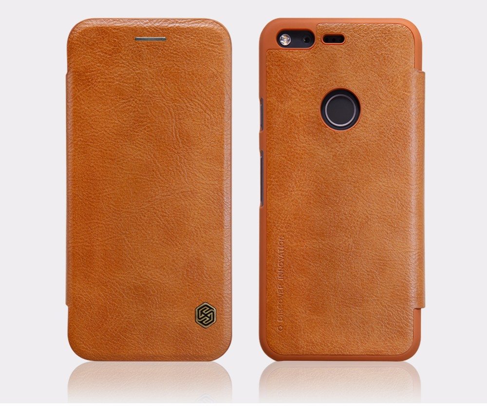 Smart Wake Up Case For Google Pixel Xl Wallet Flip Leather Case For HTC Google Pixel XL 5.5 Inch