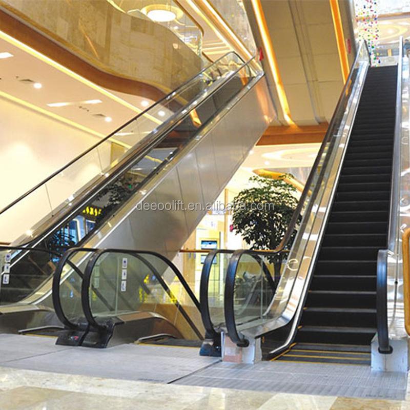 Высокопрочный механический эскалатор для дома в супермаркете