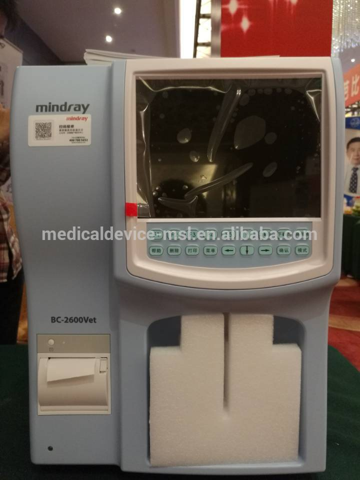 Mindray BC-2800 fully automatic hematology analyzer with 19 parameters for CBC /Blood cell test for hospital use Mindray BC-2800