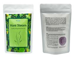 Собственная торговая марка yoni, травы для ванны, 100% китайские натуральные травы, 50 г, вагинальный пар yoni