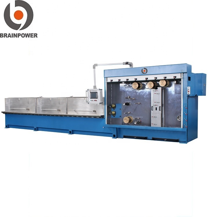 8 Wires Multi Wire Drawing Machine