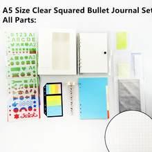 2019 A5 A6 набор точечных журналов, набор качественных блокнотов, ежедневник, Канцтовары, школьные принадлежности, Подарочные инструменты, ...(Китай)